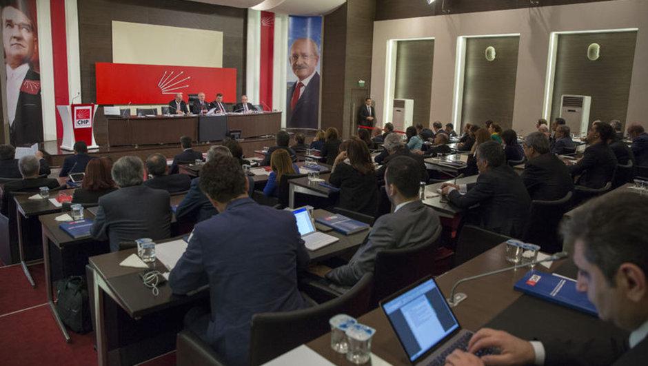 CHP Parti Meclisi