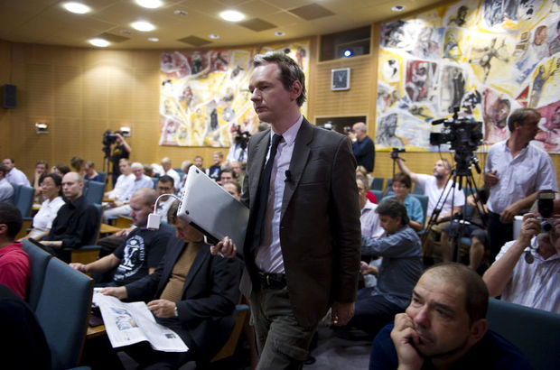 wikileaks assange ekvador londra isveç
