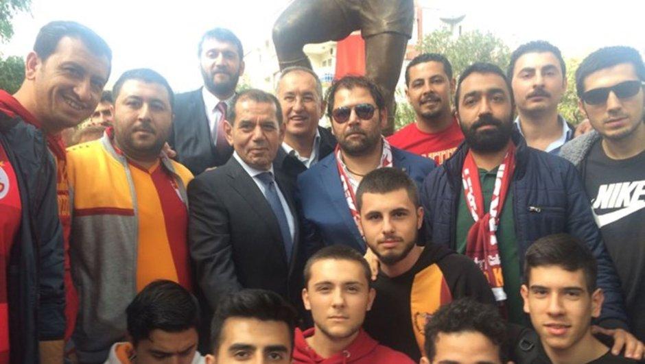 Metin Oktay Galatasaray Dursun Özbek