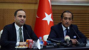 Dışişleri Bakanlığı Sözcüsü Tanju Bilgiç görevini Hüseyin Müftüoğlu'na devretti