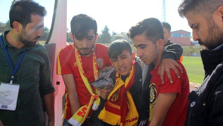 Yeni Malatyaspor taraftar