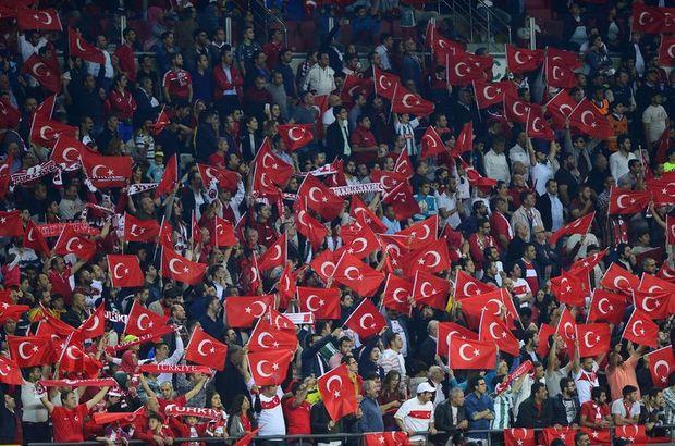 Türkiye - Kosova TFF A Milli Futbol Takımı