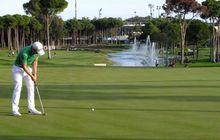 Golf yatırımları 12 ay turist sağlıyor