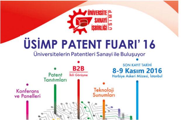 ÜSİMP Patent Fuarı