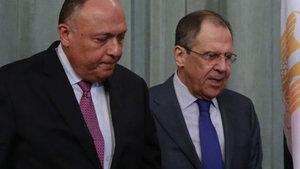 Rusya ve Mısır, Suriye'yi görüştü