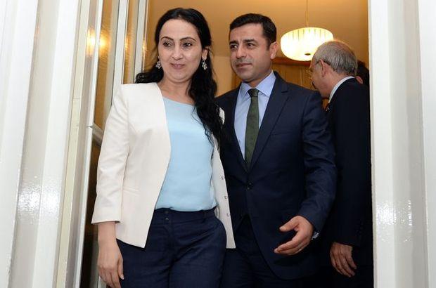 Tutuklu HDP'lilere yöneltilen suçlamalar