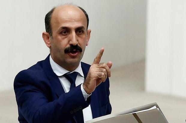 HDP'li Nihat Akdoğan tutuklandı