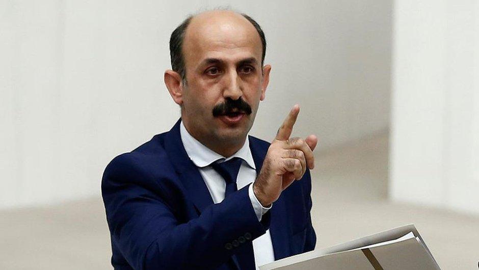 HDP Nihat Akdoğan Hakkari