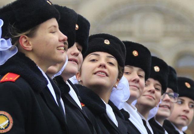 Rus askerler harekete geçti!
