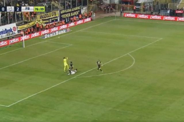 Fatih Öztürk Fenerbahçe'den yediği golü anlattı