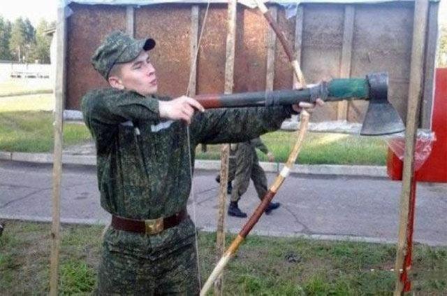 Rusların Türklere benzediğinin kanıtı