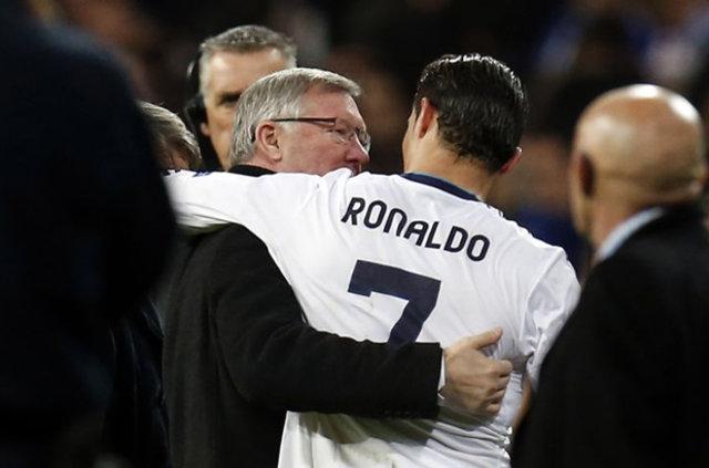 Ferguson, Ronaldo'yu nasıl ikna etti?