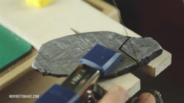 Meteordan öyle bir şey yaptı ki!