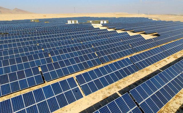 Türkiye'nin en büyük güneş tarlasına yatırımcı ilgisi