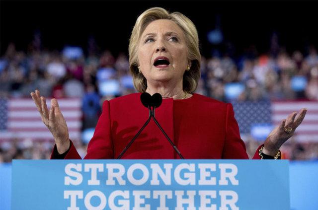Hillary Clinton'un hayat hikayesi