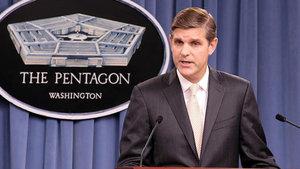 Pentagon Sözcüsü Peter Cook'tan Suriye açıklaması