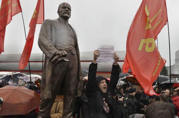 vladimir Lenin heykel Belarus