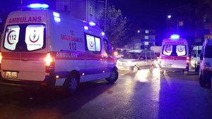 Esenler'de silahlı saldırı: 1 ölü, 1 yaralı
