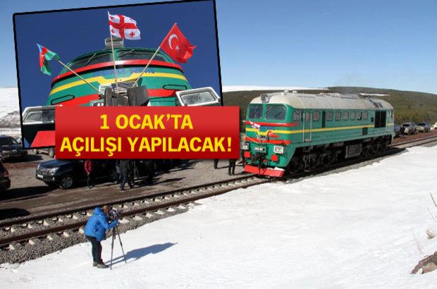 Bakü-Tiflis-Kars