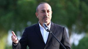 Dışişleri Bakanı Çavuşoğlu'ndan kritik Rakka açıklaması
