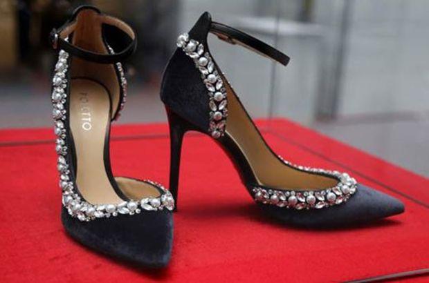 pırlanta ayakkabı