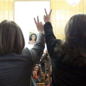 HDP grubu tutuklamaların ardından ilk kez toplandı