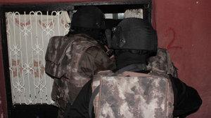 Muş'ta PKK operasyonu: 14 gözaltı