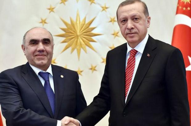 Azerbaycan Zakir Garalov
