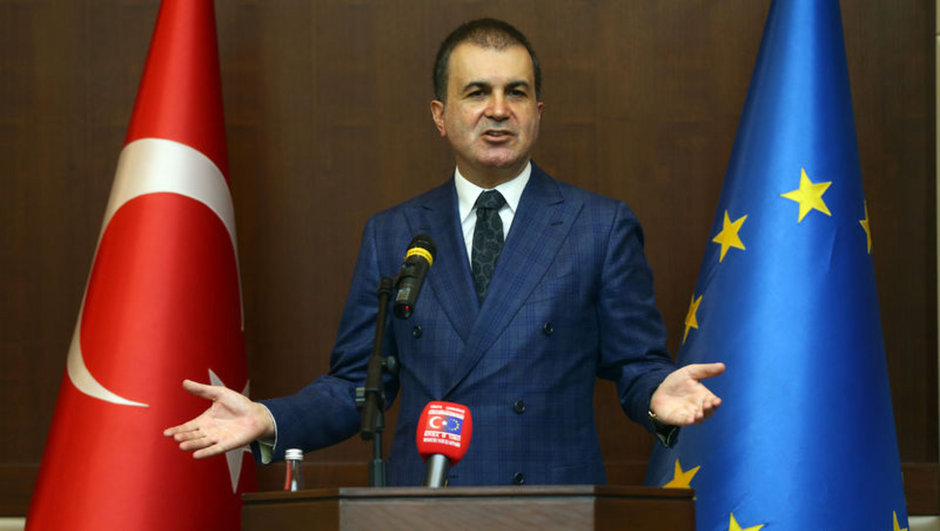 AB Bakanı Çelik