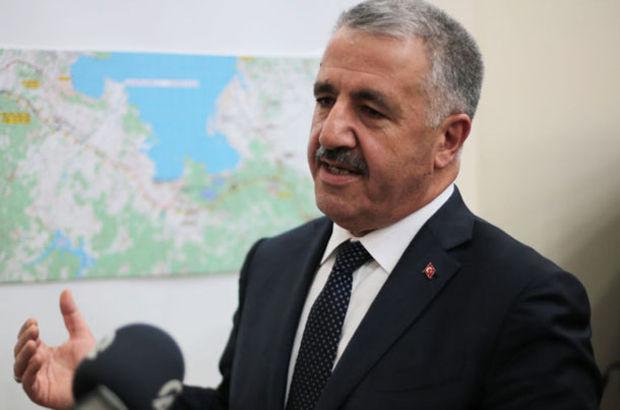 Ahmet Arslan İzmir Çandarlı Otoyolu