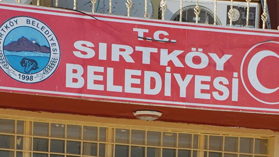 Sırtköy Belde Belediyesi şırnak