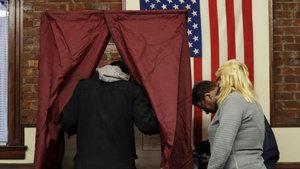 ABD halkı 45'inci başkanını seçmek için sandık başındaydı!