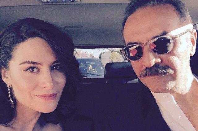 Yılmaz Erdoğan ile Belçim Bilgin Londra'da ev döşedi