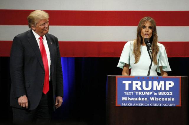 Melania Trump'ın hayat hikayesi