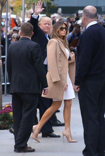 Yeni First Lady Melania Trump, tam bir moda ikonu!