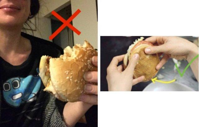 Ekmeği doğru mu kesiyorsunuz?