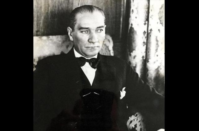 Atatürk'ün cenazesinden hiç görünmeyen fotoğraflar! Atatürk fotoğrafları!