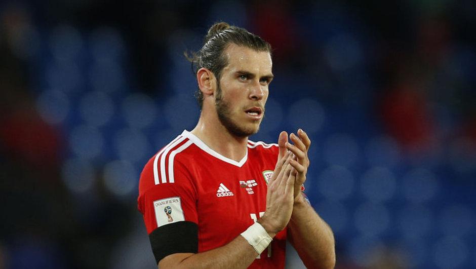 Gareth Bale Galler