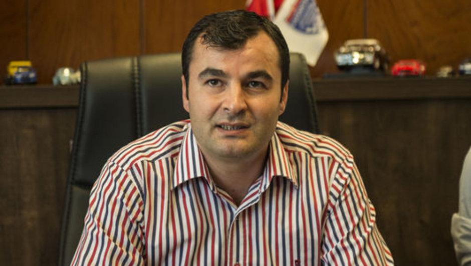 Gaziantep Büyükşehir Belediyespor Osman Toprak