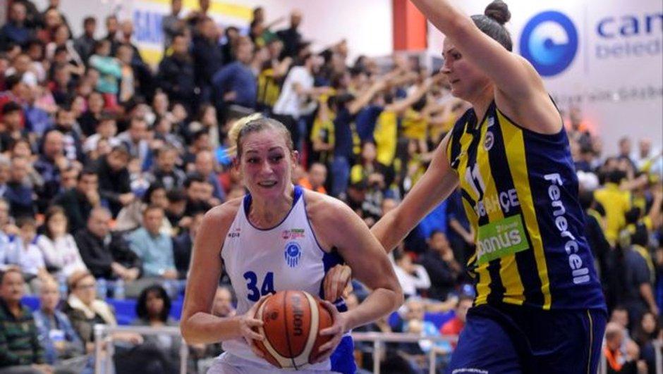 Fenerbahçe Uni Györ