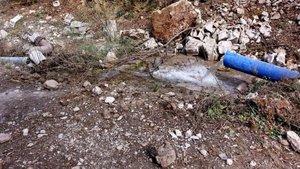 PKK, İskenderun'da içme suyu hattını patlattı