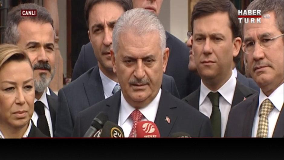 Başbakan'dan yeni anayasa açıklaması