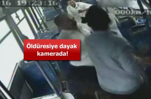 İstanbul otobüs şoförü