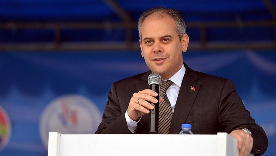 Gençlik ve Spor Bakanı Akif Çağatay Kılıç WADA