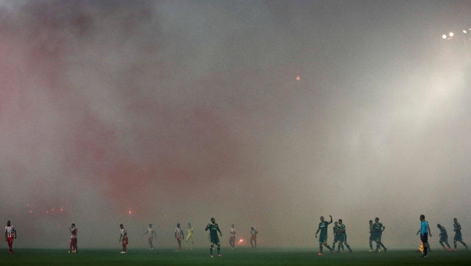 Yunanistan futbol