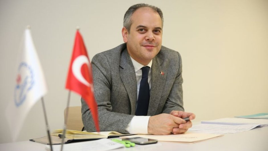 Gençlik ve Spor Bakanı Akif Çağatay Kılıç