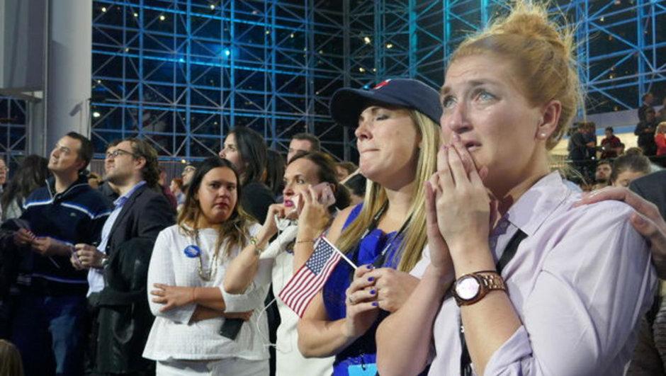 ABD Doland Trump Hillary Clinton