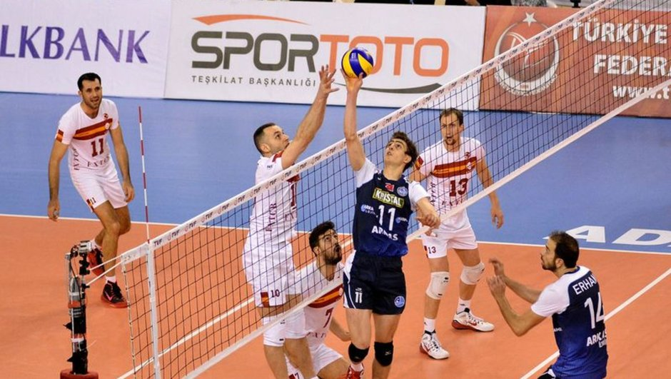 Arkas Spor - Galatasaray HDI Sigorta