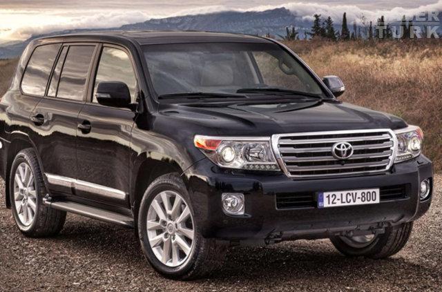 Türkiye'nin en çok satan lüks otomobilleri