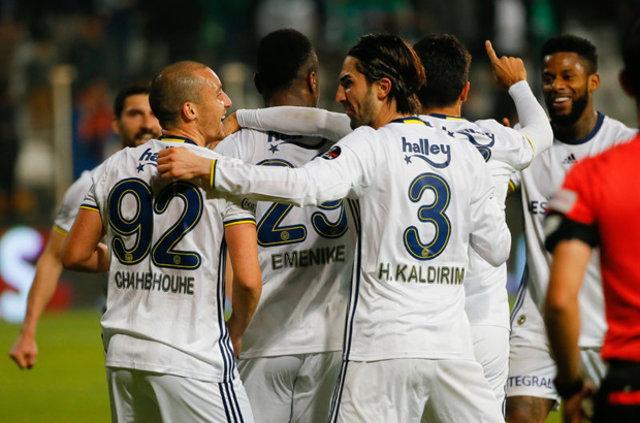 Fenerbahçe'nin transferde gaza bastı